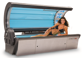 Solaris 42 tanning bed Oakville Mississauga Burlington