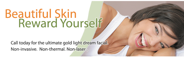 anti aging light therapy facial